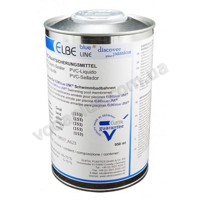 Жидкий ПВХ для пленки ELBEblue line (синий)