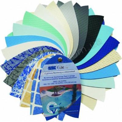 Лайнер Elbeblue SBG 150 Turquoise (бирюза) (цена за м2)