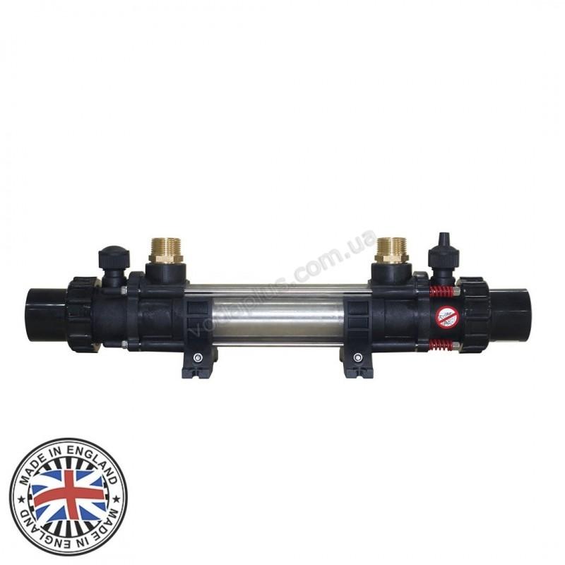Теплообменник Elecro G2I HE 49T Incoloy 49 кВт