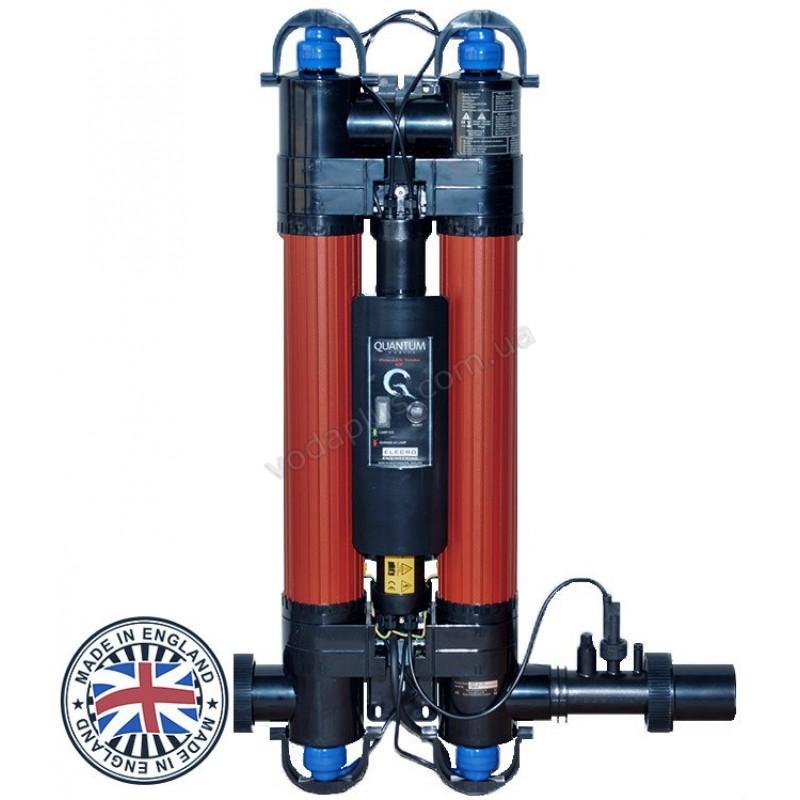 Ультрафиолетовая фотокаталитическая установка Quantum QP-130 Elecro