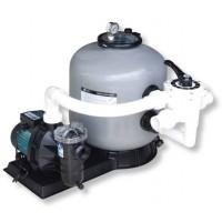 Фильтрационная установка Emaux FSB450 8,1 м3/час с насосом SS075