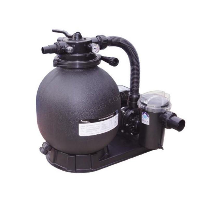 Фильтрационная установка Emaux FSP390 8 м3/час с насосом SD075