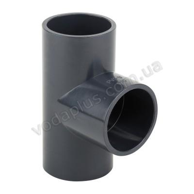 Тройник PVC ERA 75 мм