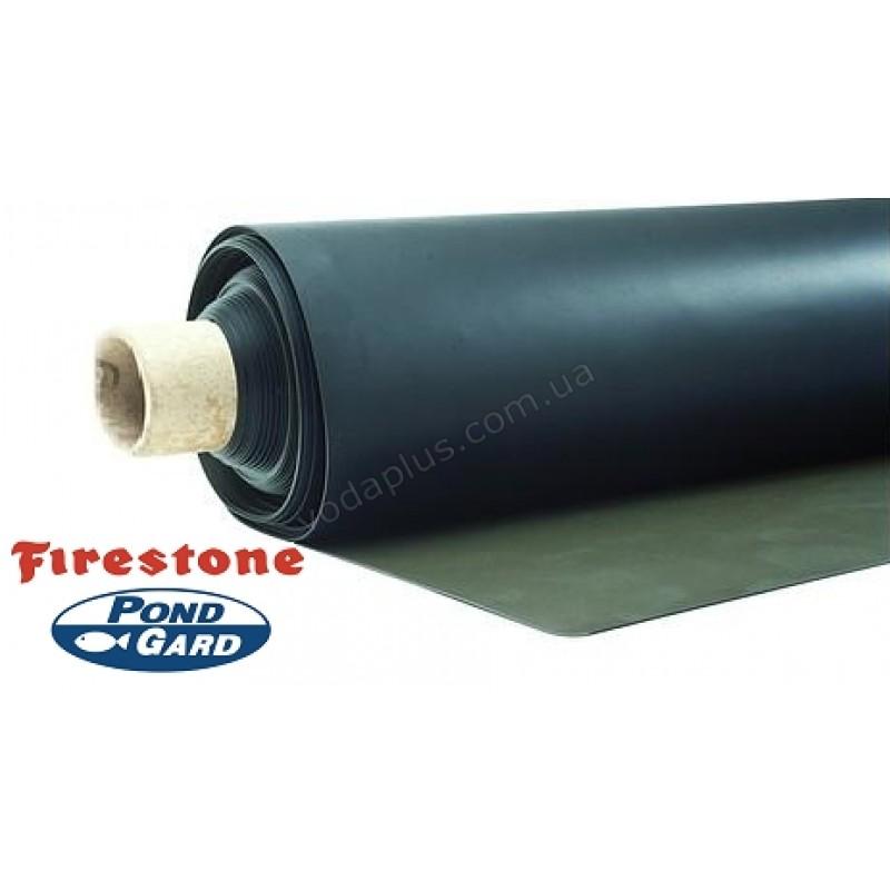 Пленка PDM Firestone PondGard 1,02 мм, ширина 7,62 м (цена за м2)