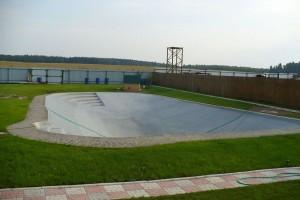 Пленка и гидроизоляция водоема