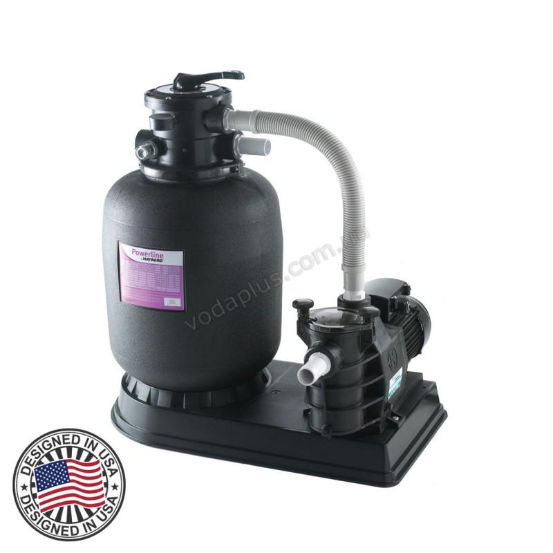 Фильтрационная установка PowerLine (D 401) 6 м3/час Hayward