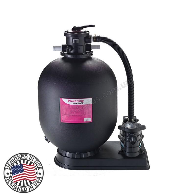 Фильтрационная установка PowerLine (D610) 14 м3/час Hayward