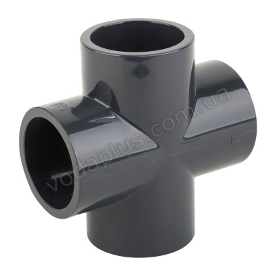 Крестовина PVC Kripsol CZ10 50.C, 50 мм