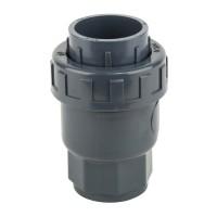 Обратный клапан PVC Kripsol  VAR10 50.B, 50 мм