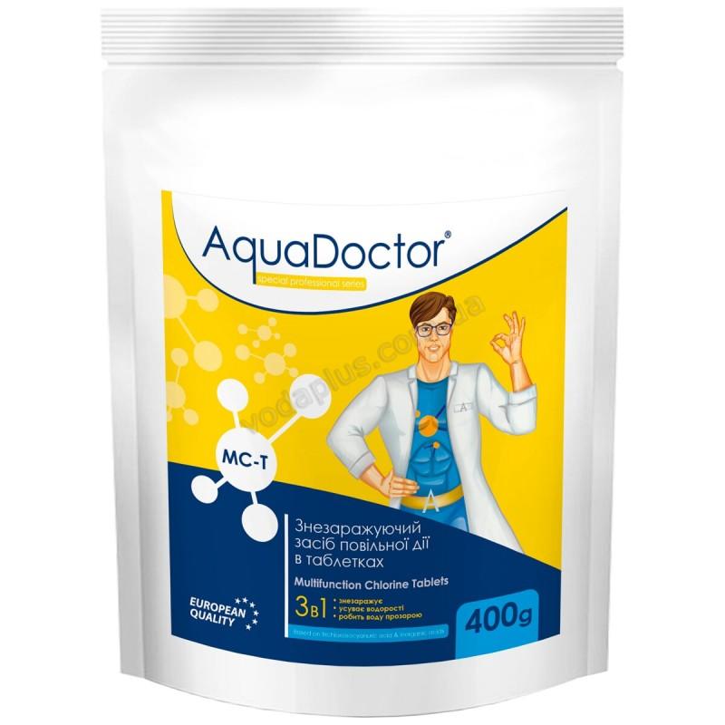 Мультитаб 3 в 1 0.4 кг AquaDoctor MC-T