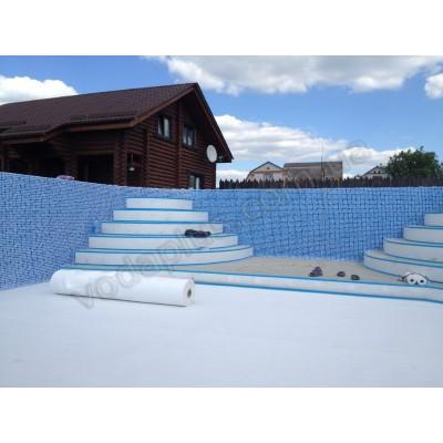 Лайнер Elbeblue SBGD 160 SUPRA Mosaic blue (мозаика) (цена за м2)