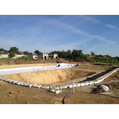Пленка ПВХ для пруда Izofol 1 мм, ширина 6 м (цена за м2)