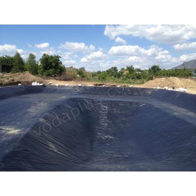 Пленка ПВХ для пруда Izofol 1 мм, ширина от 10 м и более (цена за м2)