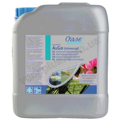 Средство против водорослей Oase Algo Universal 5 l