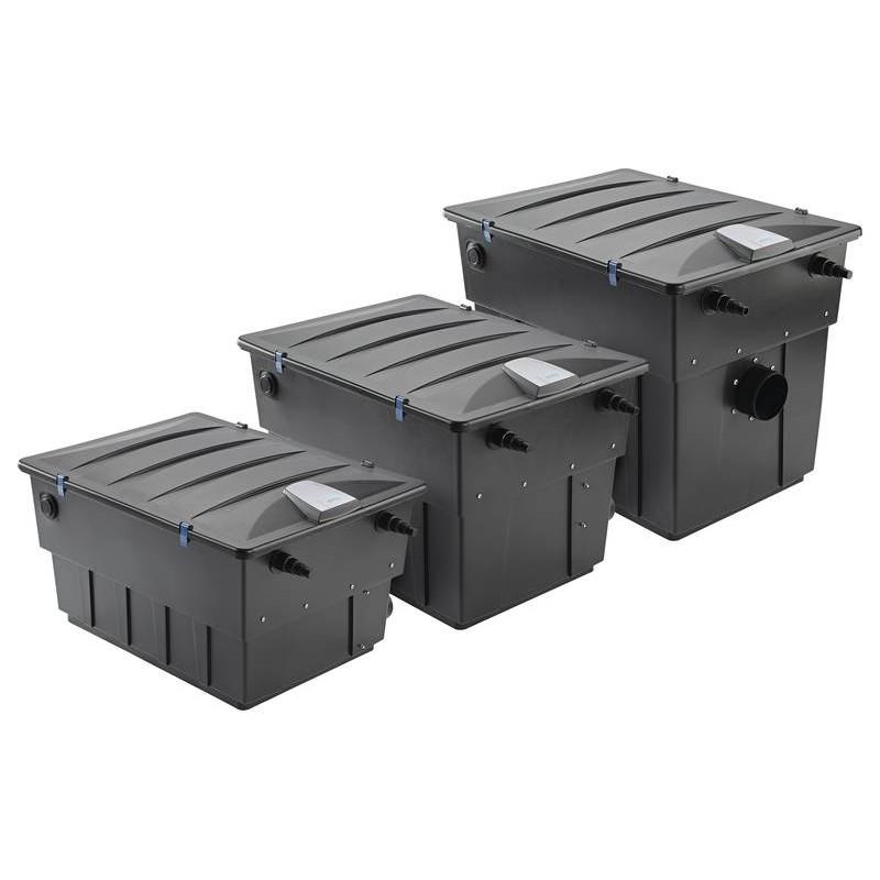 Проточные фильтры для водоемов