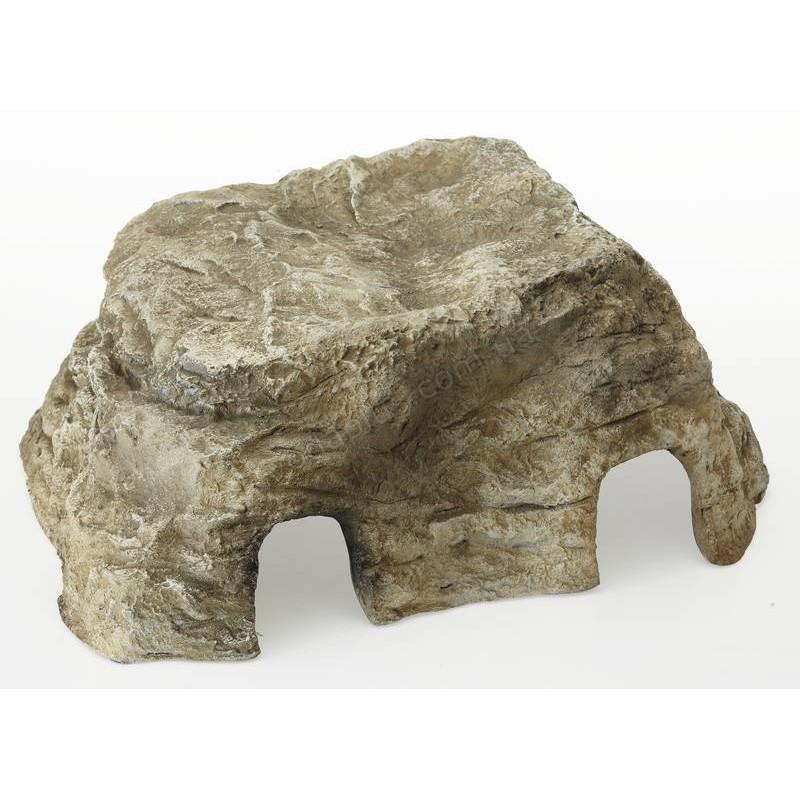 Защитный кожух  в виде камня Oase FiltoCap sand