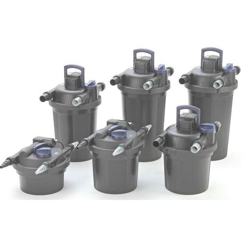 Фильтры напорные для водоемов