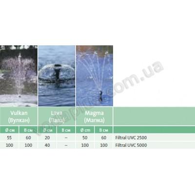 Подводный фильтр для пруда Oase Filtral UVC 5000