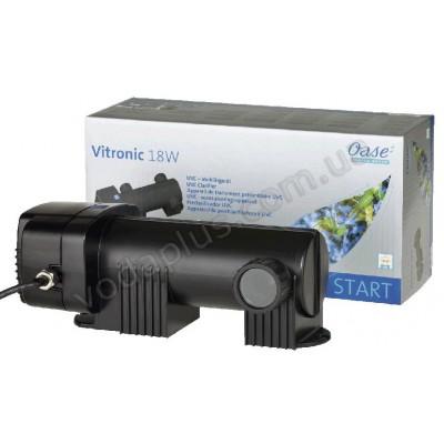 УФ стерилизатор для пруда Oase Vitronic 18 W