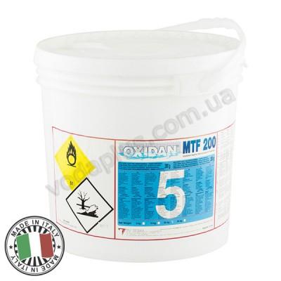 Средство 3 в 1 для дезинфекции 25 кг OXIDAN MTF 200 (таблетки)