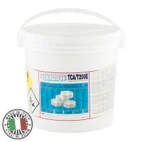 Средство для регулярной дезинфекции 20 кг OXIDAN TCA/T200E (таблетки)