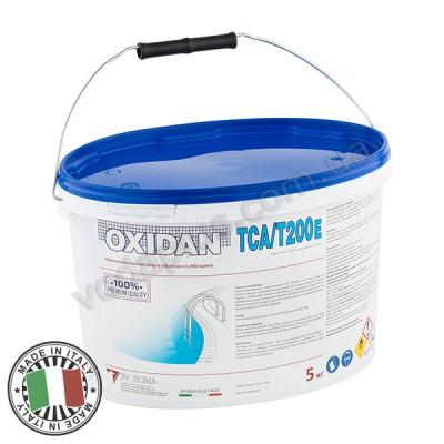 Средство для регулярной дезинфекции 5 кг OXIDAN TCA/T200E (таблетки)