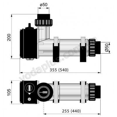 Электронагреватель Pahlen Titan 18,0 kW