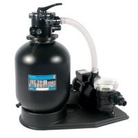 Фильтрационная установка Pentair FS-12A6-SW8, 5 м3/час с насосом SW-8M