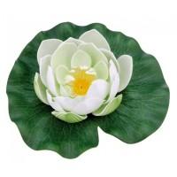 Плавающая лилия Pontec PondoLily White (цена за шт.)