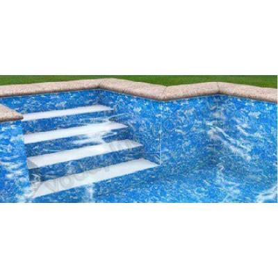 Лайнер для бассейна Alkorplan 3000 Marble (мрамор)