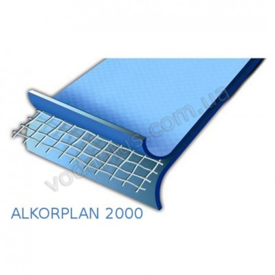 Пленка для бассейна Alkorplan 2000 adriatic blue (синий)