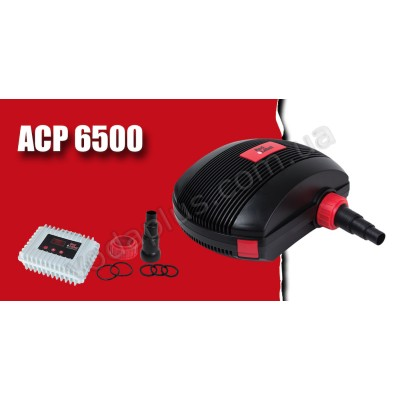 Насос для пруда AquaKing Red Label ACP-6500