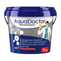 Нейтрализатор хлора 5 кг AquaDoctor SC Stop Chlor