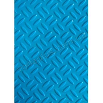 Пленка для бассейна Elbeblue STG 200 antislip adriatic blue (антислип синий)