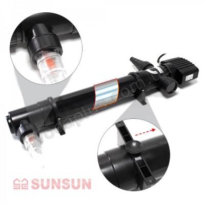 УФ-стерилизатор 55 Вт SunSun (Grech) CUV-155