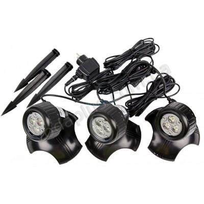 Светильники для пруда AquaNova NPL3-LED3