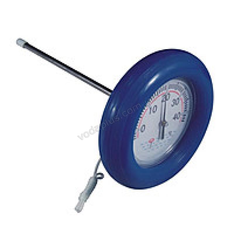 Термометр круглый плавающий 17 см