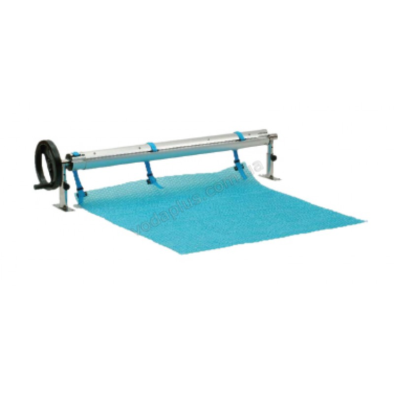 Ролета навивочная Vagner pool 5,4-7,1 м (стационарная) с регулировкой высоты