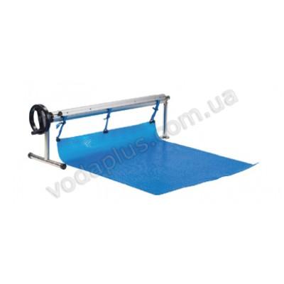 Ролета навивочная Vagner pool 3,7-5,4 м (передвижная) с шарниром