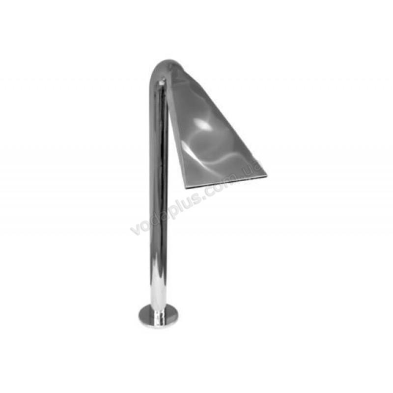Водопад для бассейна Гусак труба 76 мм