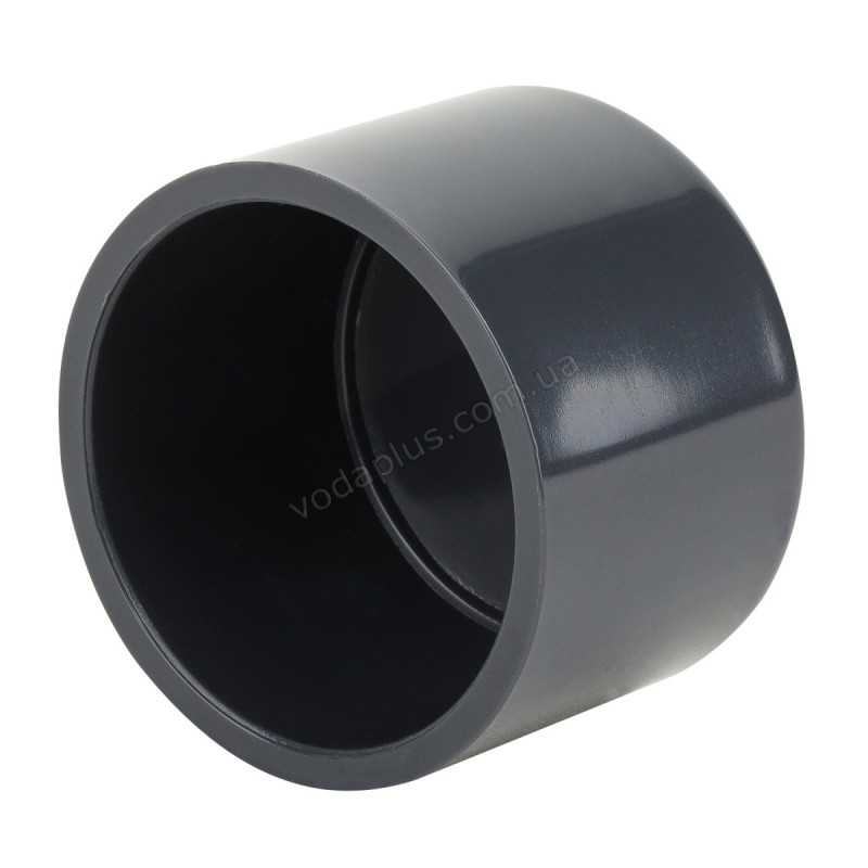 Заглушка PVC ERA для труб клеевая 75 мм